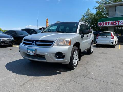 2008 Mitsubishi Endeavor for sale at Northstar Auto Sales LLC in Ham Lake MN