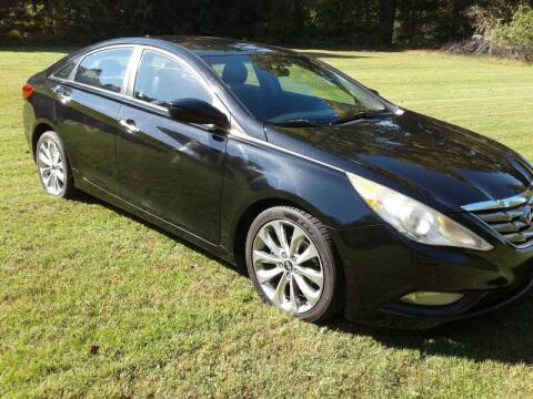 2011 Hyundai Sonata for sale at ELIAS AUTO SALES in Allentown PA