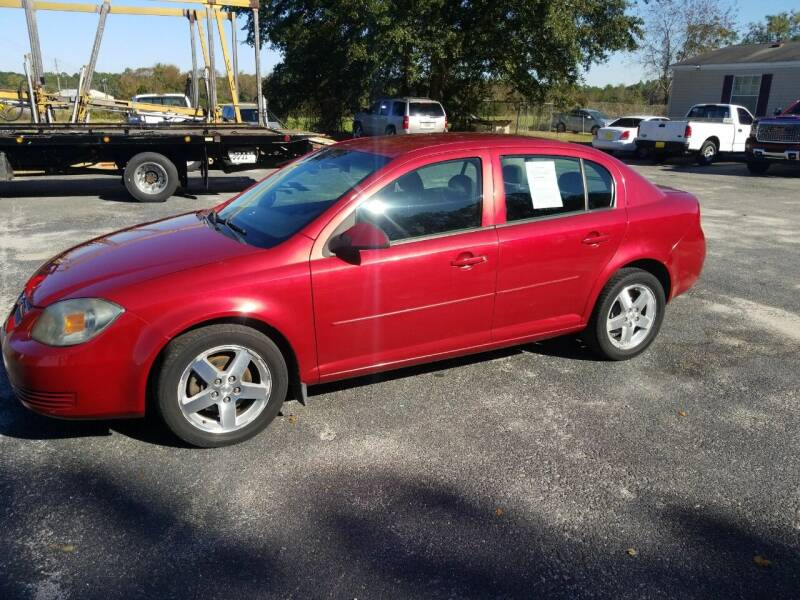 2010 Chevrolet Cobalt for sale at Owens Auto Sales in Norman Park GA