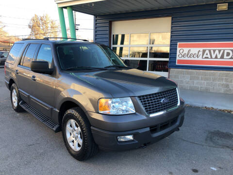 2004 Ford Expedition for sale at Select AWD in Provo UT