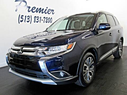 2017 Mitsubishi Outlander for sale at Premier Automotive Group in Milford OH