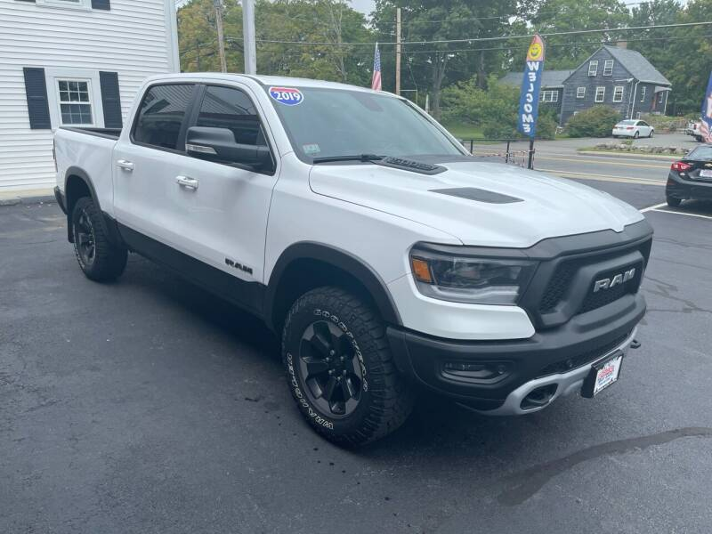 2019 RAM Ram Pickup 1500 for sale at 5 Corner Auto Sales Inc. in Brockton MA