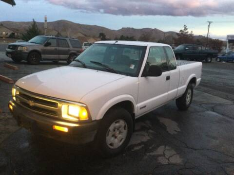 1994 Chevrolet S-10 for sale at Small Car Motors in Carson City NV