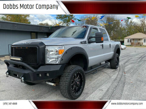 2014 Ford F-250 Super Duty for sale at Dobbs Motor Company in Springdale AR