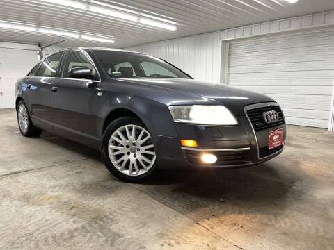 2007 Audi A6 for sale at Hi-Way Auto Sales in Pease MN