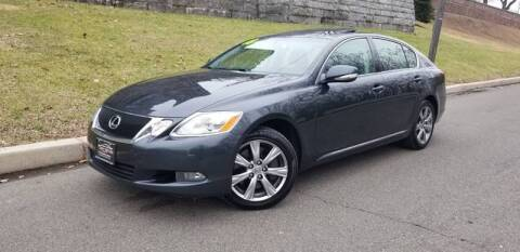 2008 Lexus GS 350 for sale at ENVY MOTORS LLC in Paterson NJ