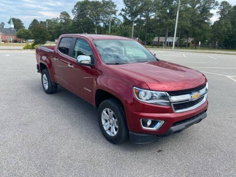 2017 Chevrolet Colorado for sale at Carprime Outlet LLC in Angier NC