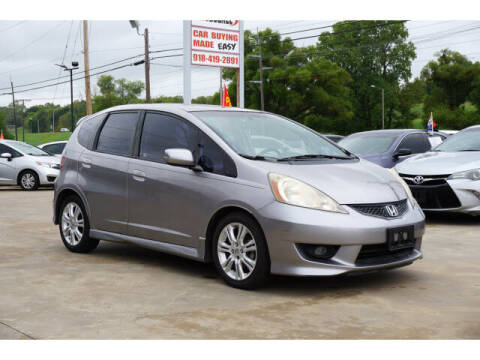 2009 Honda Fit for sale at Autosource in Sand Springs OK