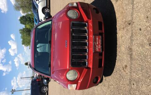 2007 Jeep Compass for sale at BARNES AUTO SALES in Mandan ND