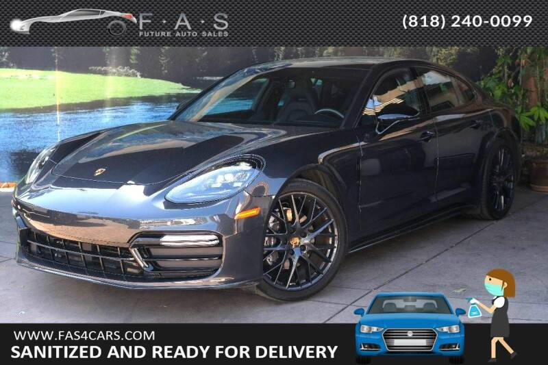 2018 Porsche Panamera for sale at Best Car Buy in Glendale CA