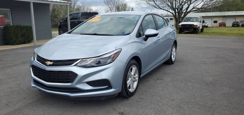 2017 Chevrolet Cruze for sale at Jacks Auto Sales in Mountain Home AR