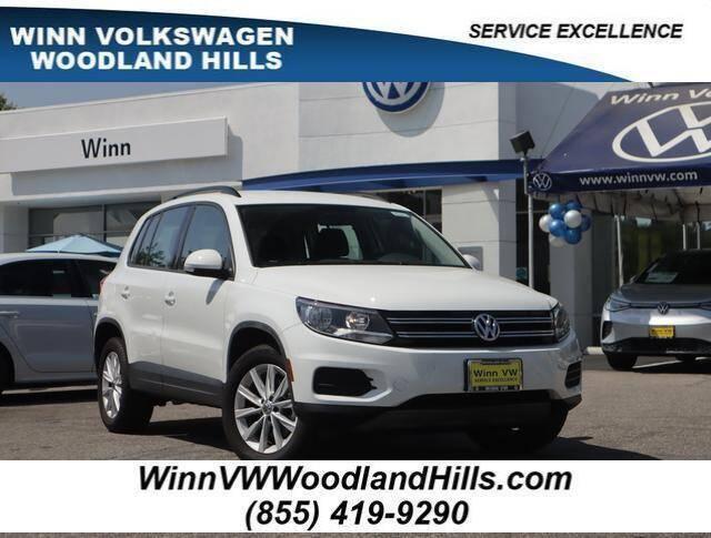 2017 Volkswagen Tiguan for sale in Woodland Hills, CA
