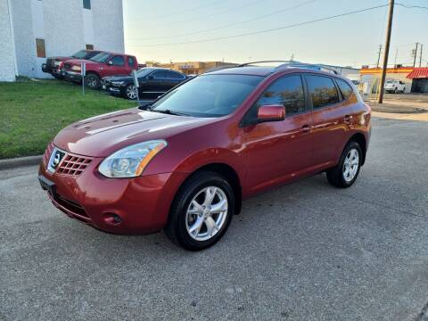 2008 Nissan Rogue for sale at DFW Autohaus in Dallas TX