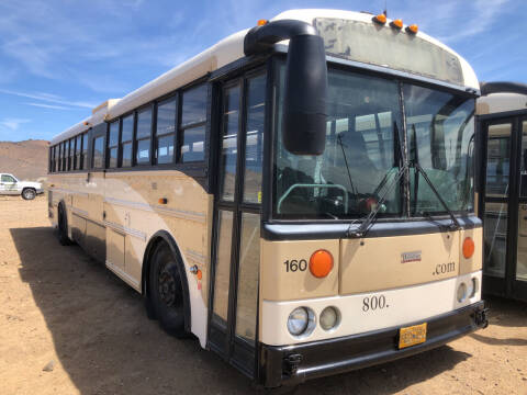 2008 Thomas Built Buses Transit-Liner HDX for sale at Brand X Inc. in Carson City NV