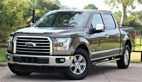 2015 Ford F-150 for sale at Texas Auto Corporation in Houston TX