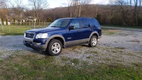 2006 Ford Explorer for sale at Tennessee Valley Wholesale Autos LLC in Huntsville AL