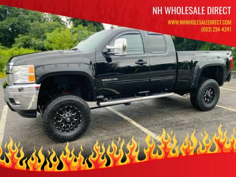 2011 Chevrolet Silverado 2500HD for sale at NH WHOLESALE DIRECT in Derry NH