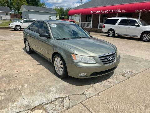 2009 Hyundai Sonata for sale at Taylor Auto Sales Inc in Lyman SC