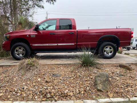 2007 Dodge Ram Pickup 2500 for sale at Texas Truck Sales in Dickinson TX