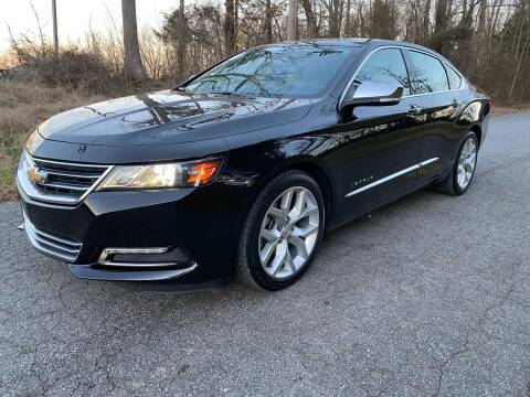 2020 Chevrolet Impala for sale at Speed Auto Mall in Greensboro NC