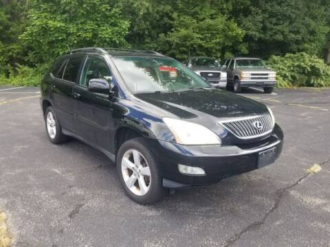 2007 Lexus RX 350 for sale at Plymouthe Motors in Leominster MA