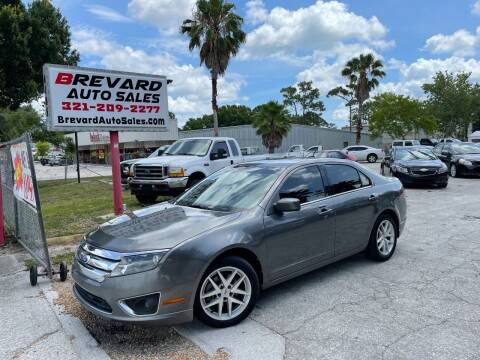 2011 Ford Fusion for sale at Brevard Auto Sales in Palm Bay FL