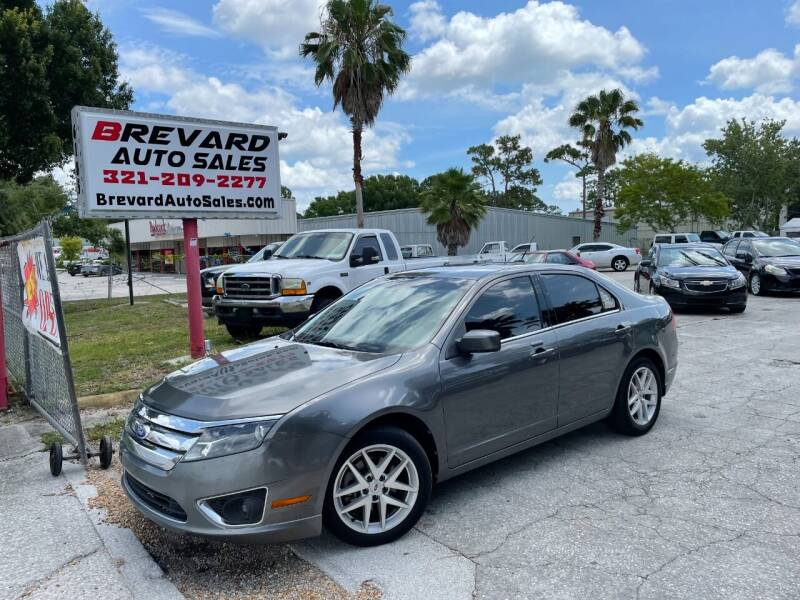 2011 Ford Fusion for sale in Palm Bay, FL