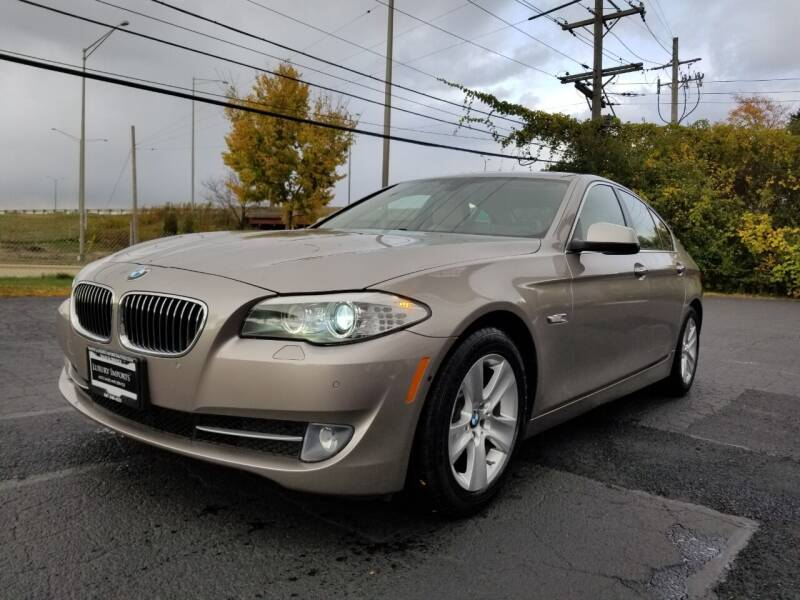 2013 BMW 5 Series for sale at Luxury Imports Auto Sales and Service in Rolling Meadows IL