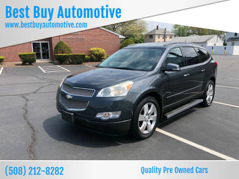 2011 Chevrolet Traverse for sale at Best Buy Automotive in Attleboro MA