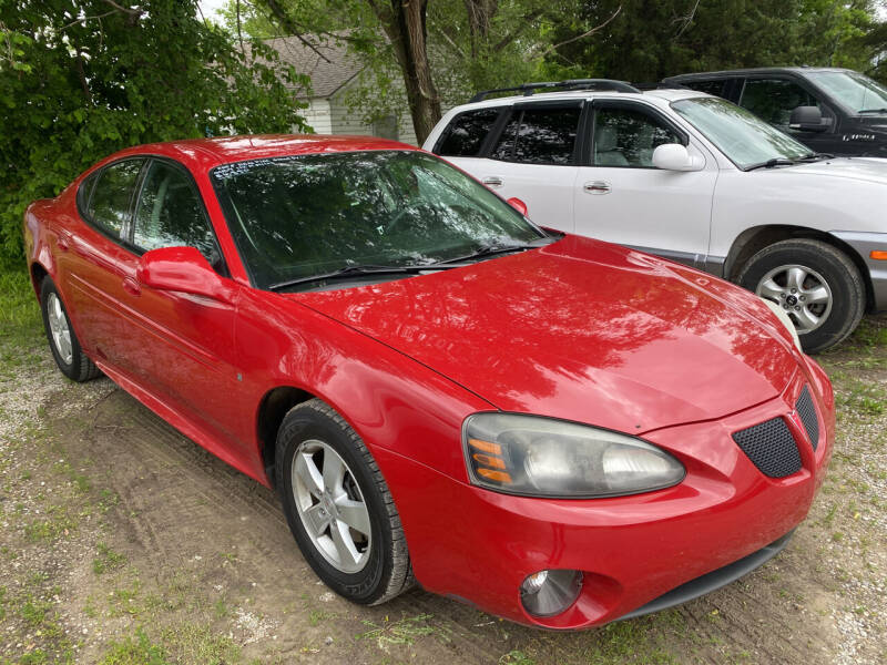 2008 Pontiac Grand Prix for sale at Car Solutions llc in Augusta KS