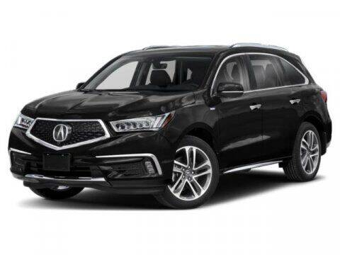 2019 Acura MDX for sale at BMW OF ORLAND PARK in Orland Park IL
