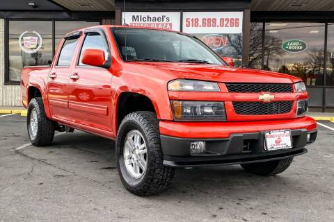 2012 Chevrolet Colorado for sale at Michaels Auto Plaza in East Greenbush NY