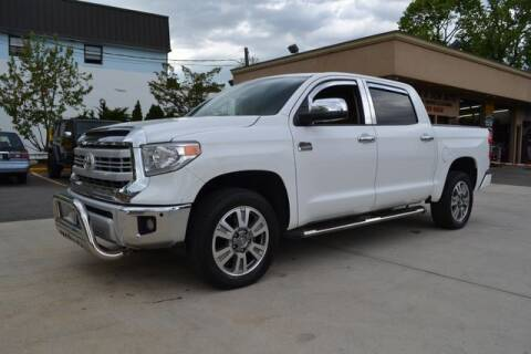 2015 Toyota Tundra for sale at Father and Son Auto Lynbrook in Lynbrook NY