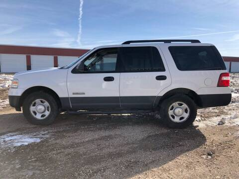 2007 Ford Expedition for sale at TnT Auto Plex in Platte SD