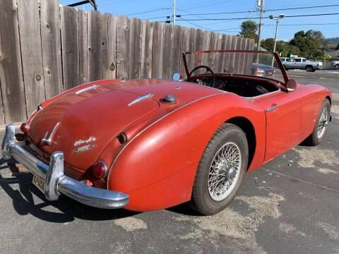 1961 Austin-Healey Sprite MKIII for sale at Dodi Auto Sales in Monterey CA