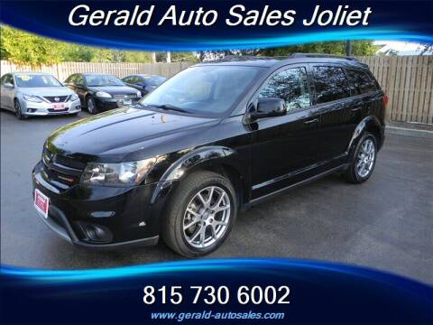 2017 Dodge Journey for sale at Gerald Auto Sales in Joliet IL