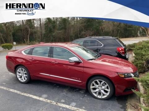 2020 Chevrolet Impala for sale at Herndon Chevrolet in Lexington SC