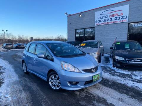 2009 Honda Fit for sale at Auto Deals in Roselle IL