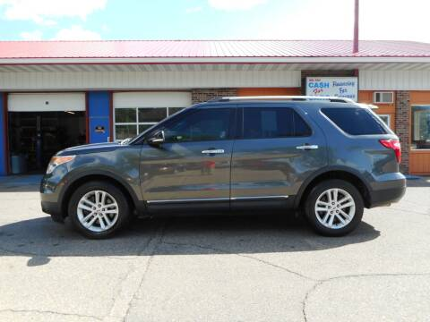 2015 Ford Explorer for sale at Twin City Motors in Grand Forks ND