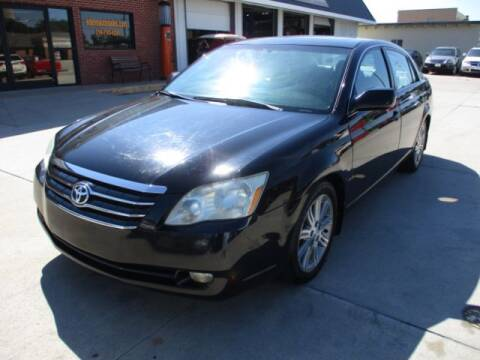 2006 Toyota Avalon for sale at Eden's Auto Sales in Valley Center KS