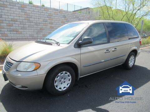 2002 Chrysler Voyager for sale at AUTO HOUSE TEMPE in Tempe AZ