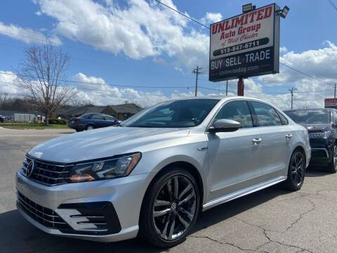 2017 Volkswagen Passat for sale at Unlimited Auto Group in West Chester OH