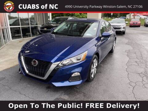 2020 Nissan Altima for sale at Summit Credit Union Auto Buying Service in Winston Salem NC
