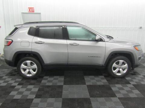 2020 Jeep Compass for sale at Michigan Credit Kings in South Haven MI