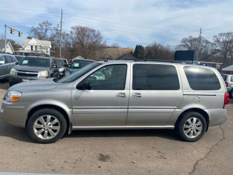 2007 Buick Terraza for sale at RIVERSIDE AUTO SALES in Sioux City IA