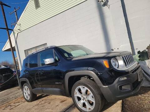 2015 Jeep Renegade for sale at Auction Buy LLC in Wilmington DE