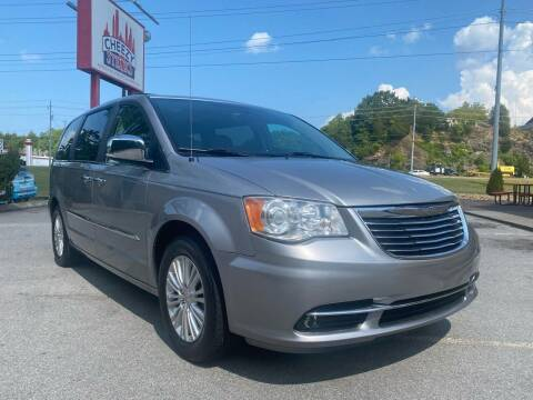 2014 Chrysler Town and Country for sale at Sevierville Autobrokers LLC in Sevierville TN