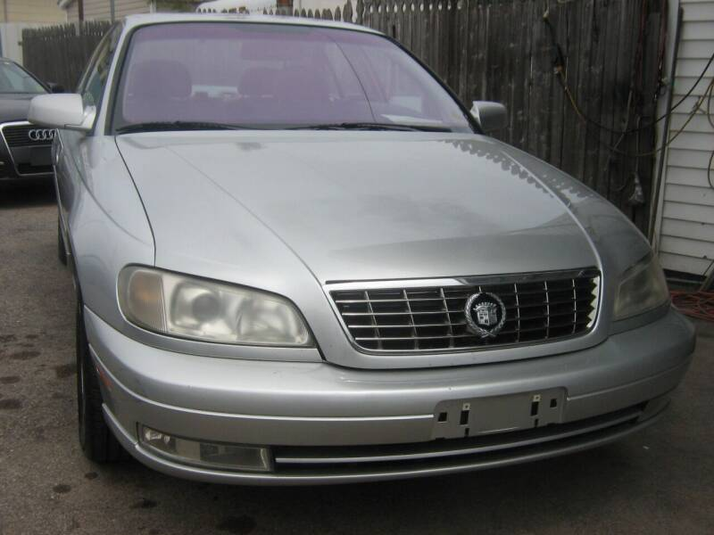 2001 Cadillac Catera for sale at JERRY'S AUTO SALES in Staten Island NY