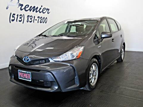 2016 Toyota Prius v for sale at Premier Automotive Group in Milford OH