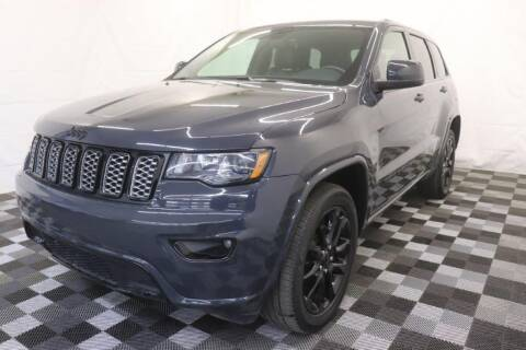 2017 Jeep Grand Cherokee for sale at AH Ride & Pride Auto Group in Akron OH